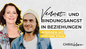 Stefanie Stahl Interview mit Chris Bloom