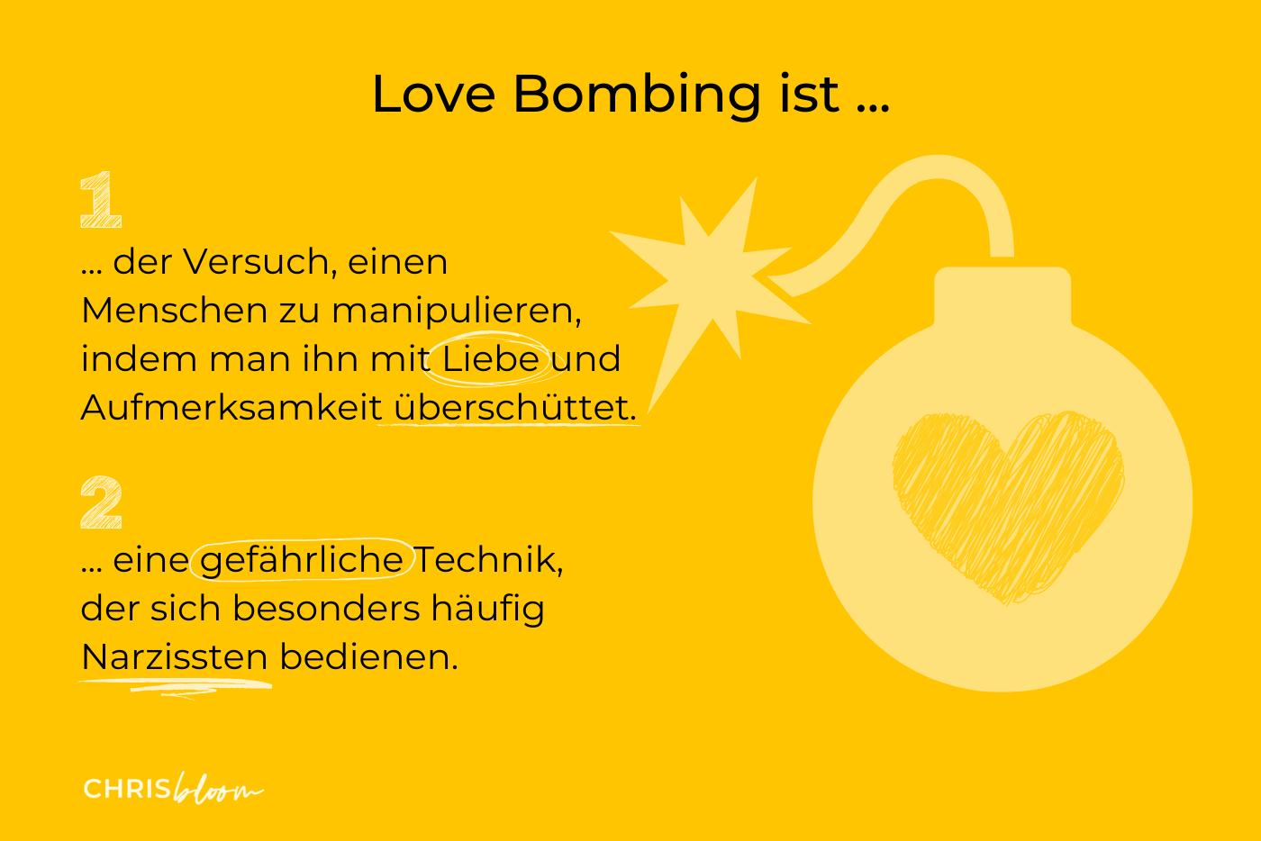 Love Bombing Definition